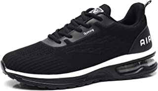 Axcone Homme Femme Air Baskets Chaussures Outdoor Running Gym Fitness Sport Sneakers Style Running