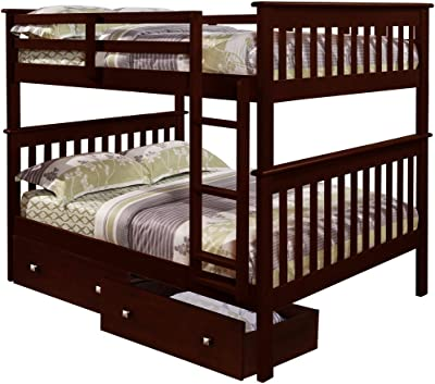 Amazon Com Ikea 302 499 47 Tarva Full Bed Pine Color Brown