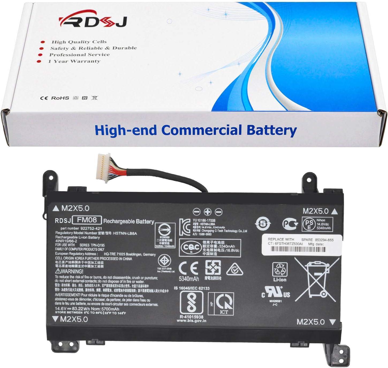 FM08 In a popularity Laptop Battery for cheap HP 17-AN014TX Omen 17-AN013TX 17-AN014NG