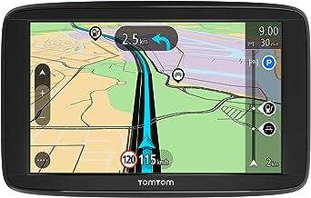 TomTom Start 62, GPS para coche, 6 pulgadas, mapas de la UE