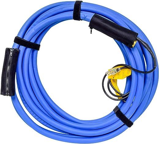 Valterra W01-5350 Heated Fresh Water Hose - 50', Blue
