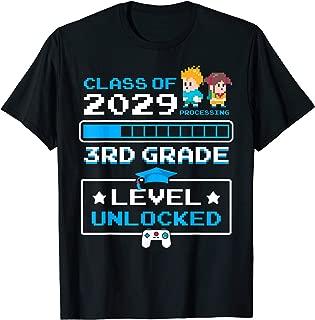 first day of 3rd grade shirt