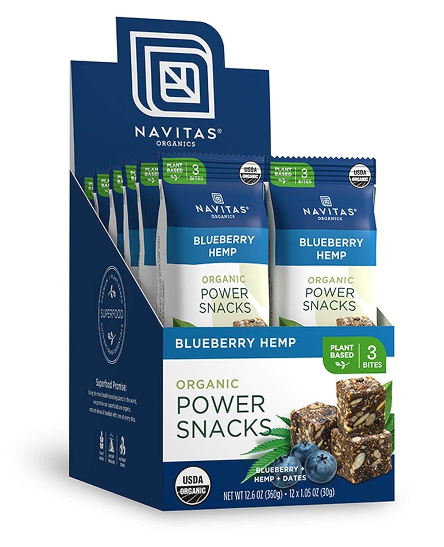 Translated Navitas Organics Superfood Power Snacks 12x1.05 oz. Packet Serv Year-end annual account