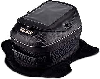 TOP QUALITY Tank bag Universal Fit MAR-1.5BM Marsee 1.5 Liter Bullet Bag w//Magnetic Mount