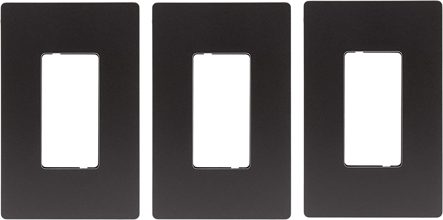 Genuine Free Shipping Legrand radiant Screwless Wall Plates Rocker for latest Decorator Outle
