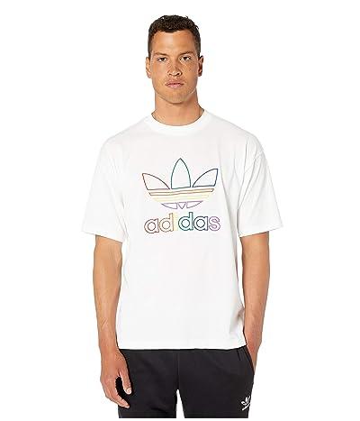 adidas Originals Pride Tee (White) Men