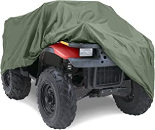 Budge 3 Sportsman ATV Cover Olive Green 87 Long x 48 Wide x 40 High Waterproof,  All Weather