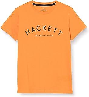 Hackett London Logo tee B Camiseta para Niños