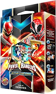 Best power rangers action card game Reviews