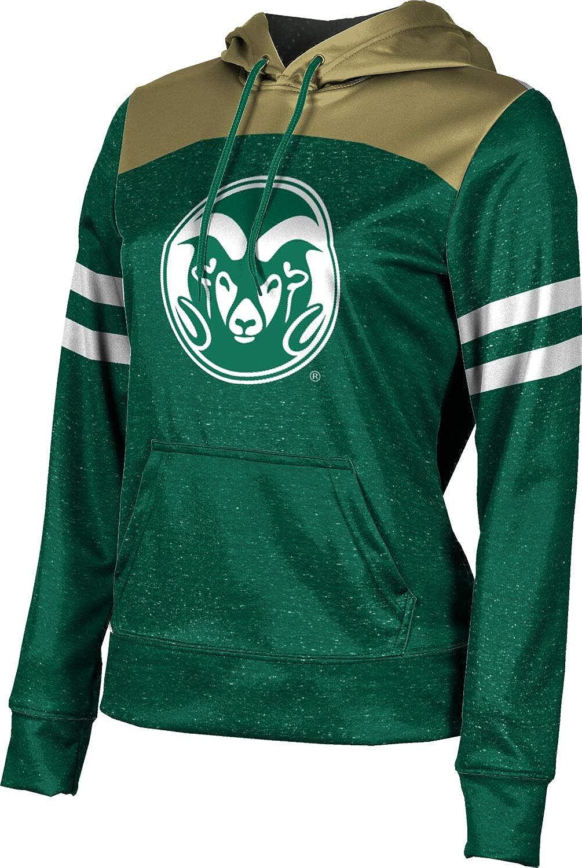 ProSphere Colorado State University Girls' Pullover Hoodie, School Spirit Sweatshirt (Gameday)
