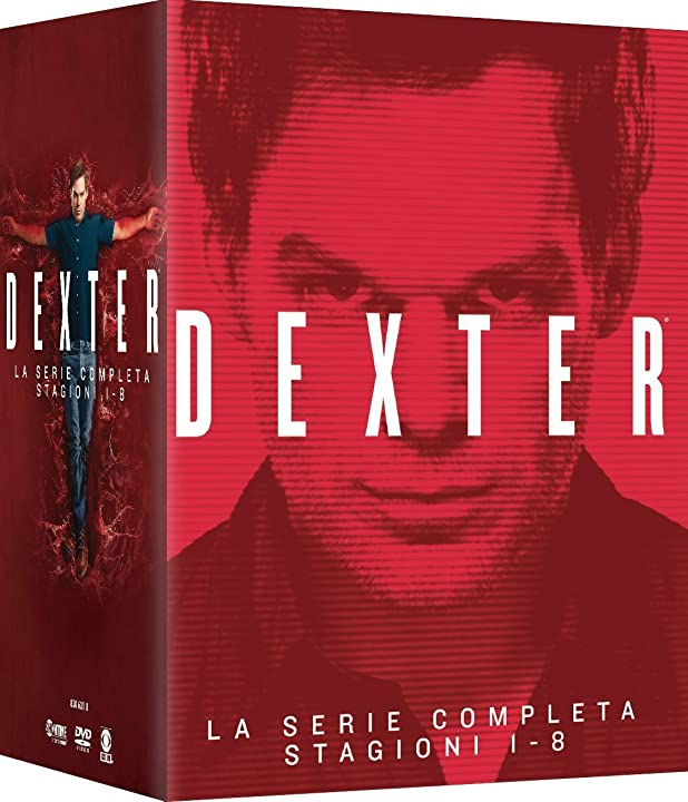 Dexter stg.1-8 (box 35 dvd serie completa) B2_0545976