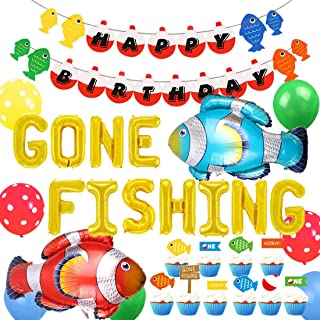 Best the big one fishing birthday Reviews