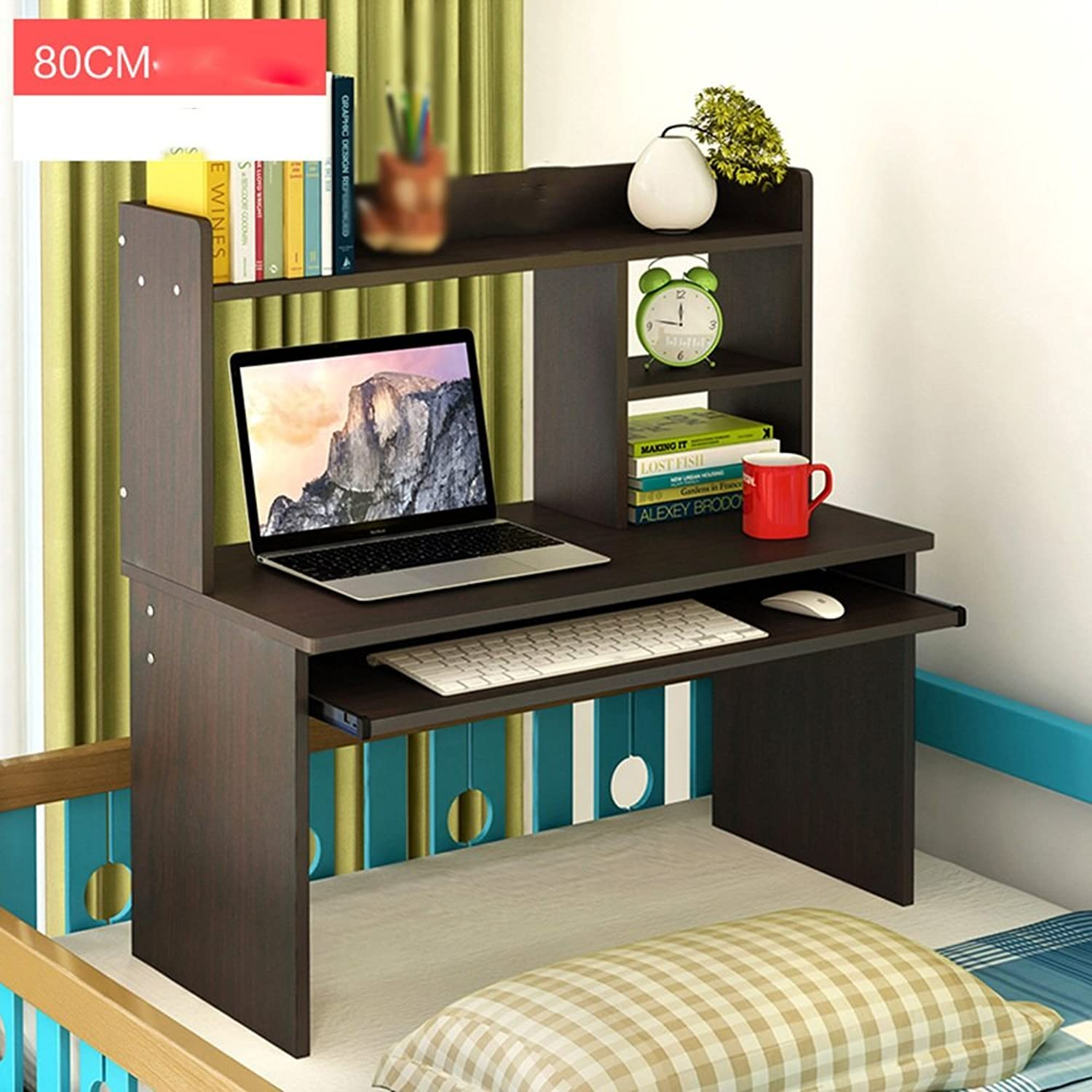 ZXQZ zhuozi Bed Computer Desk Lazy Table Simple Bedroom Study Small ...