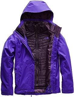 Womens Mossbud Swirl Triclimate Jacket NF0A3O747BN_XL - Deep Blue/Deep Blue