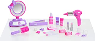 Sweet Fairytales Play Make Up & Stylist Set- Brown Mailer