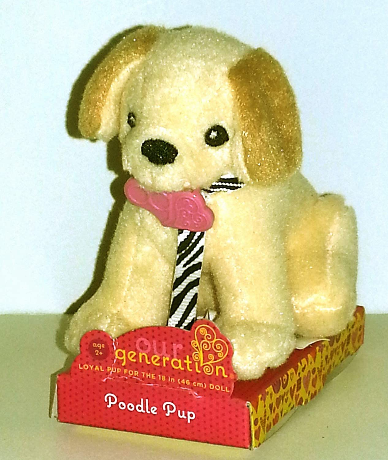 Doll Generation Small Our Generation Our by Pup Poodle Plush