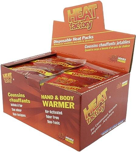 Heat Factory 1 Paire main Warner 1953 - Paquet de 40