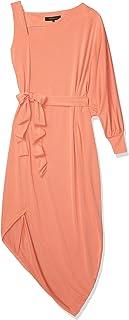 BCBGMAXAZRIA Women's Single Sleeve Jersey Dress