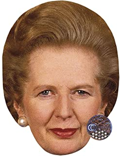 margaret thatcher face mask