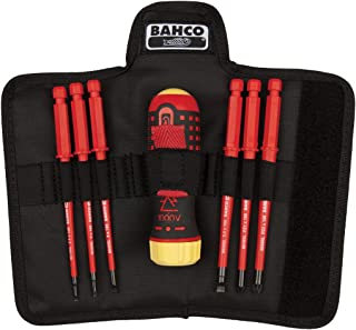 bahco insulated ratchet screwdriver