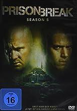 Prison Break - Die komplette fünfte Season [Alemania] [DVD]