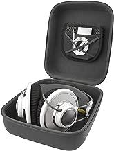 Headphone Large Carrying Case for AKG K701, Q701, K550, K240 Beyerdynamic DT990, T1, DT880 Pro, Sennheiser HD800, HD700, HD650, HD600 and More/Headphone Full Size Hard Travel Bag