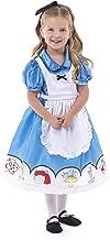 Little Adventures Alice with Headband Dress Up Costume