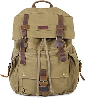 canvas backpack for mens