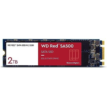 Western Digital WD Red SA500 NAS WDS200T1R0B