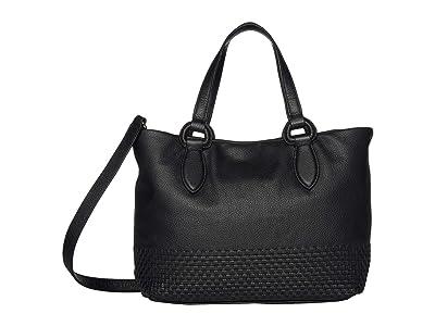 Cole Haan Bethany Small Tote (Black) Handbags
