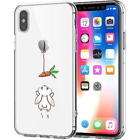 Cover iPhone X Custodia Cover Protettiva Guscio Soft Case Bumper ...