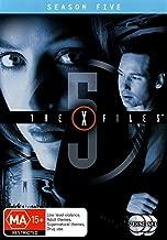 The X Files Season 5   5 Discs   NON-USA Format   PAL   Region 4 Import - Australia