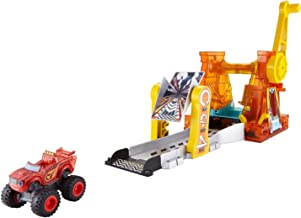Fisher-Price Nickelodeon Blaze & the Monster Machines, Light and Launch Hyper Loop Playset
