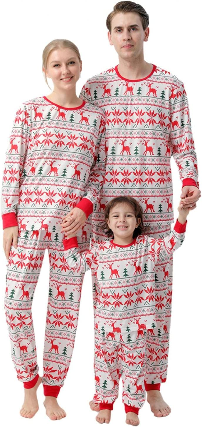 Eoailr Halloween Family Popular product Matching Holiday Same day shipping Party Pajamas Sleepwear