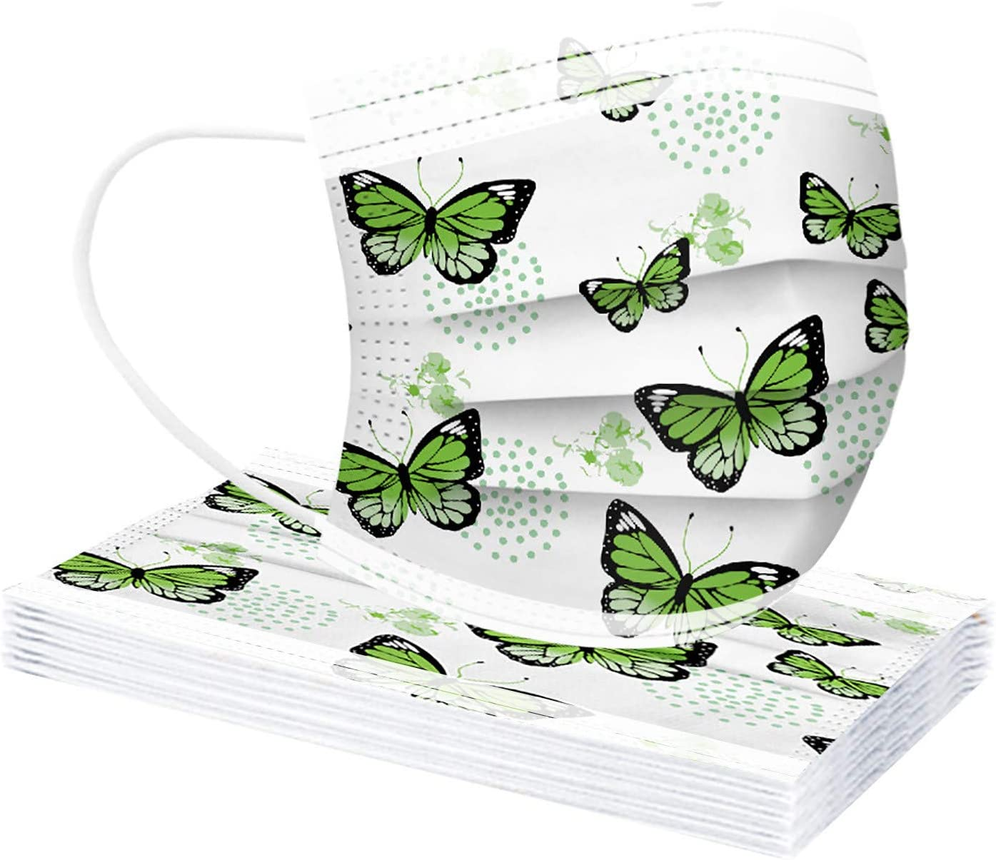 Juesi Personalized Pretty New arrival Butterfly for Disposable Face_Mask Free Shipping New Wom