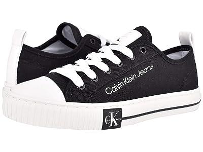 Calvin Klein Clary (Black/Black/White) Women