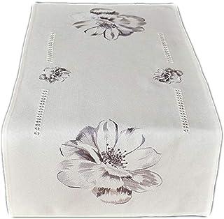 Tischläufer  mit Applikation  RICO  40x90 cm   NEU OVP