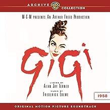 gigi soundtrack songs