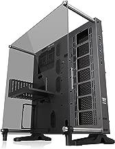 Thermaltake Core P5 Tempered Glass Titanium Edition ATX Vertical GPU Modular Gaming Open Frame Computer Case CA-1E7-00M9WN-00