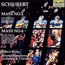 Schubert: Mass No.2 / Mass No.6