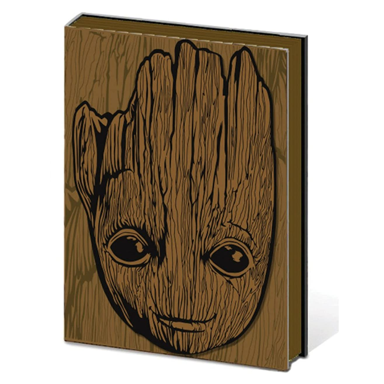 GUARDIANS OF THE GALAXY ガーディアンズ?オブ?ギャラクシー - Groot Premium A5 Notebook/ノート 【公式/オフィシャル】