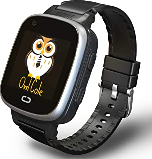 2022 Best 4G GPS Tracker Unlocked Wrist Smart Phone Watch for Kids with Sim Camera Video Call Fitness Tracker Birthday for...