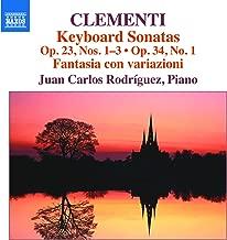Piano Sonatas 23
