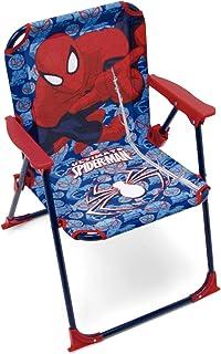comprar comparacion ARDITEX SM9460 Silla Plegable con Brazos de 38x32x53cm de Marvel-Spiderman