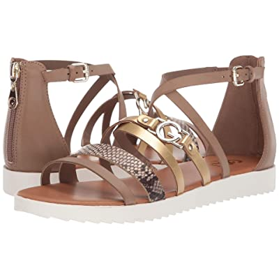 G by GUESS Kelsa (Sahara Sand/Brown Multi/Oro) Women