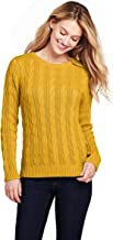Best yellow cable knit sweater womens Reviews