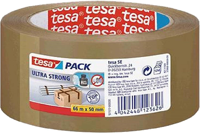 Tesa 4124 Ultra Strong 12 Rollen Stück B01E7ED8P8       Die Qualität Und Die Verbraucher Zunächst
