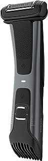 Philips Serie 7000 BG7020/15 - Afeitadora Corporal con Cabezal de Recorte y de Afeitado, Apta para la Ducha, 70 min de Uso