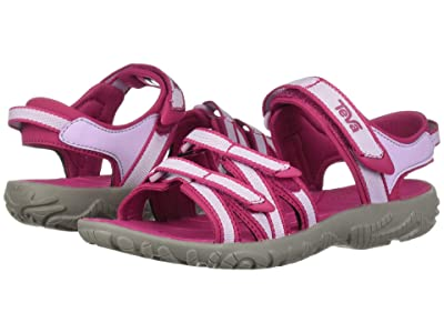 Teva Kids Tirra (Little Kid/Big Kid) (Orchid Bloom) Girls Shoes