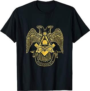 The Masonic Store: Freemason - Scottish Rite T-Shirt Gift